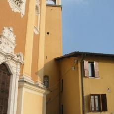 campanile e sagrato