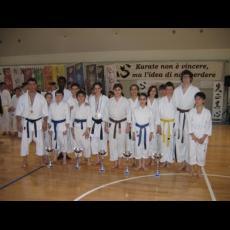Karate, gara Kurai Castelsangiovanni 21 Marzo 2010